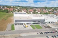 Neubau Produtkion-Pulverlacke
