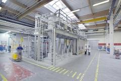 Produktion Pulverlacke FreiLacke