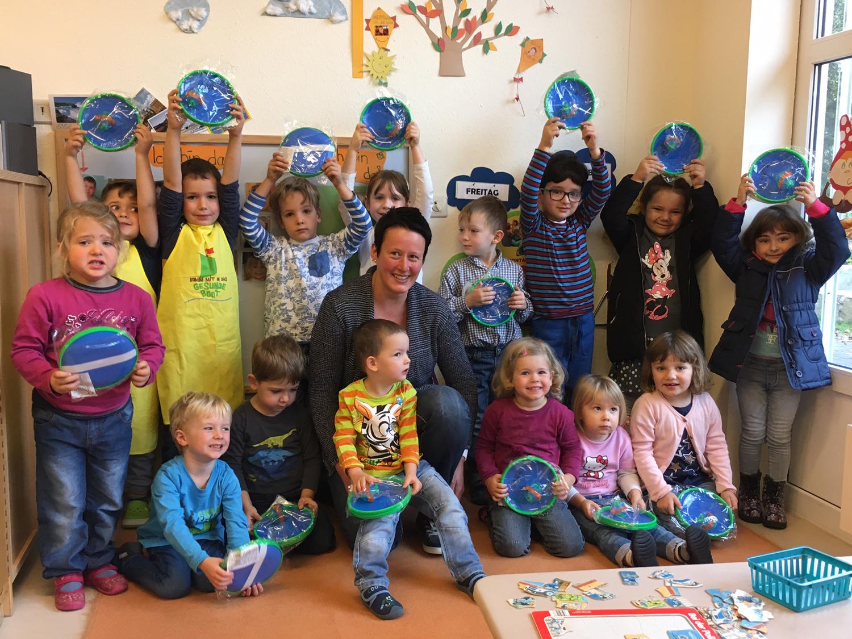 Sponsoring Kindergarten