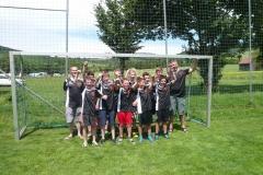 Sponsoring Fußball Jugend