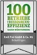 100 Betriebe