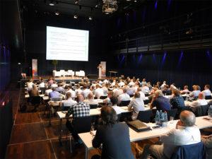 Systemlack Forum 2017 bei FreiLacke
