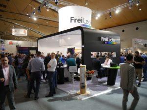 FreiLacke auf der PaintExpo 2018