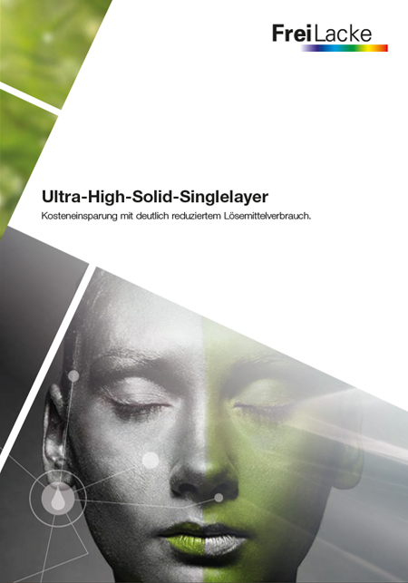 UHS Singlelayer FreiLacke