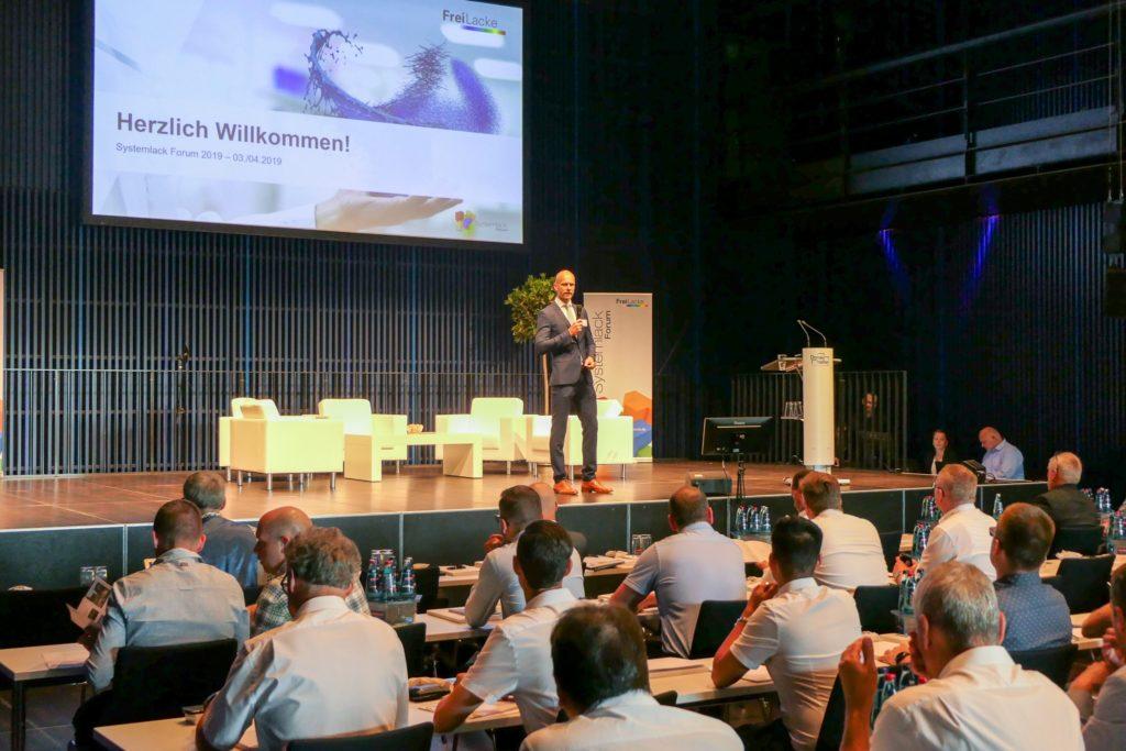 Systemlack Forum von FreiLacke