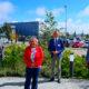Martina Braun gratuliert FreiLacke zu Umweltpolitik