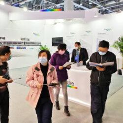 FreiLacke mit Systemlack-Lösungen für die Bahnindustrie auf der Messe ITIE/China 2020